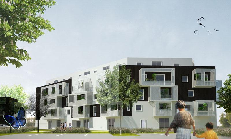 amiens, architecte, viridis, chu, logement
