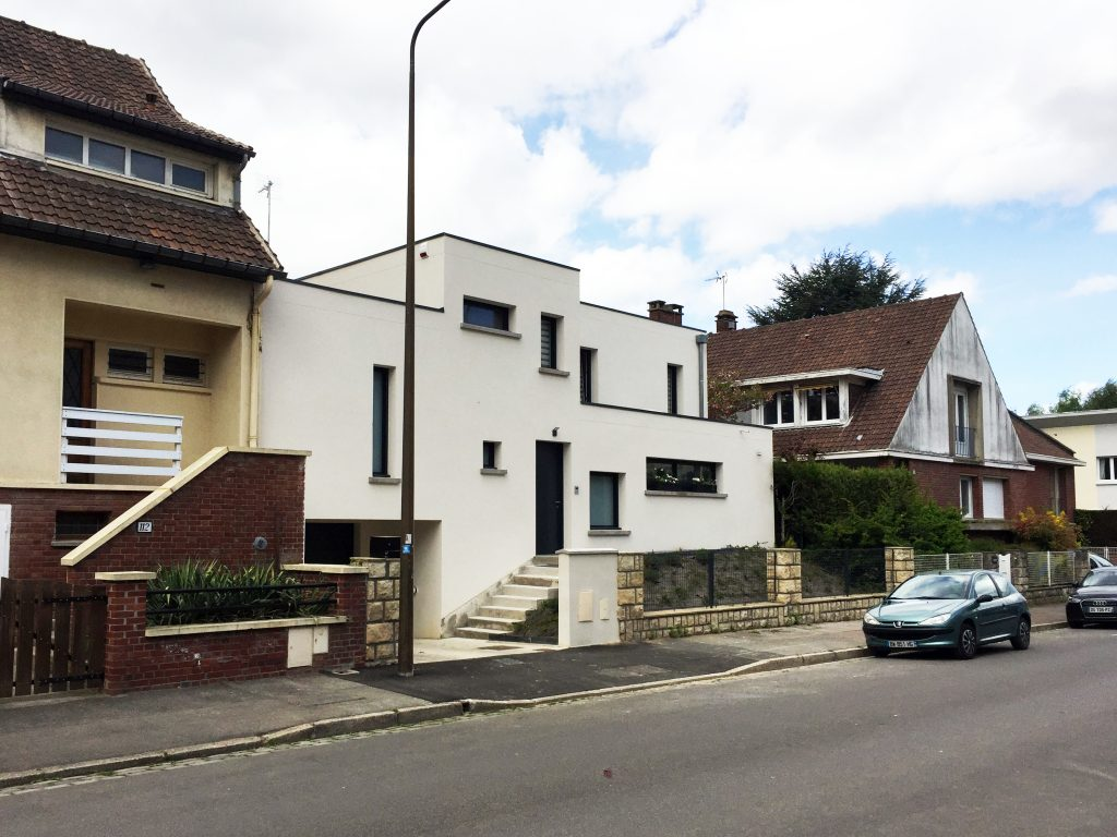 Maison rue d'Havernas